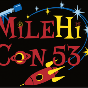 Mile Hi Con T-Shirt Artwork